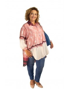 Blusa Elia rosa