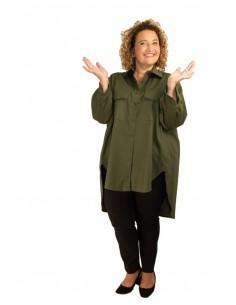 Camisa Altea verde
