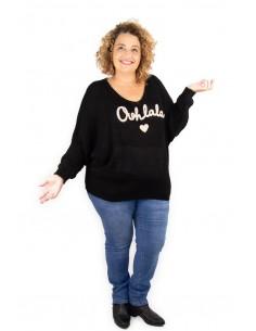 Jersey Ohlala negro