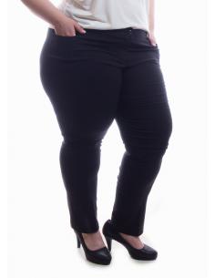 Pantalón negro tipo jean