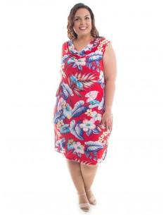 Vestido Luisa rojo