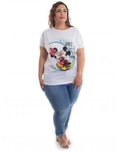 Camiseta Miki luna