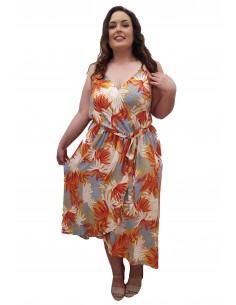 Vestido tallas grandes Hanna