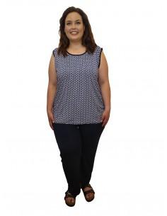 Pantalón Basic Azul marino