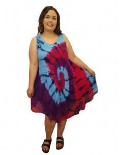 Vestido multicolor 2