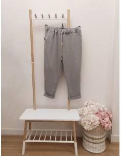 Pantalón chándal gris
